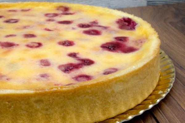 Kuchen Frambuesa