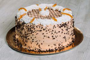 Torta Naranja